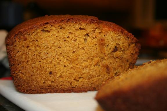 Pumpkin Bread | In Flora's Kitchen